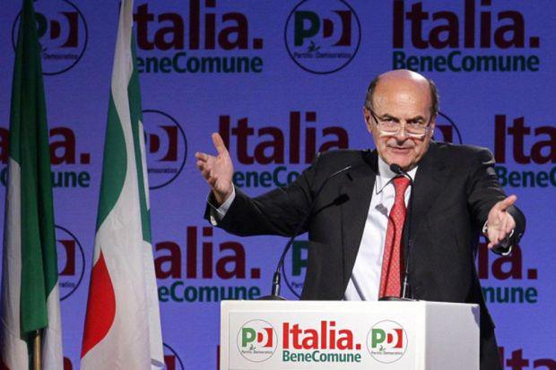 """Bersani: """"Per dare respiro alle imprese è necessario pagare i debiti della pubblica amministrazione"""""""
