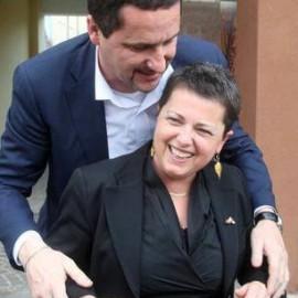 Ha Vinto Monica Barbiero! complimenti a tutti ma un grazie particolare va a Giovanni Brunello, a Simion Ivano e ai giovani candidati