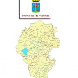 Il gettito IMU nei Comuni della Provincia di Vicenza: confronto con il gettito ICI e con i valori OMI