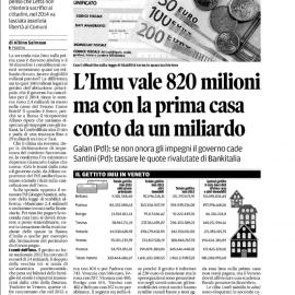 Rassegna stampa 7/11/2013